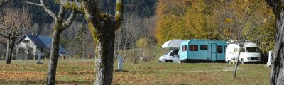 Camping du Sappey-en-Chartreuse accueil extensif des camping-cars