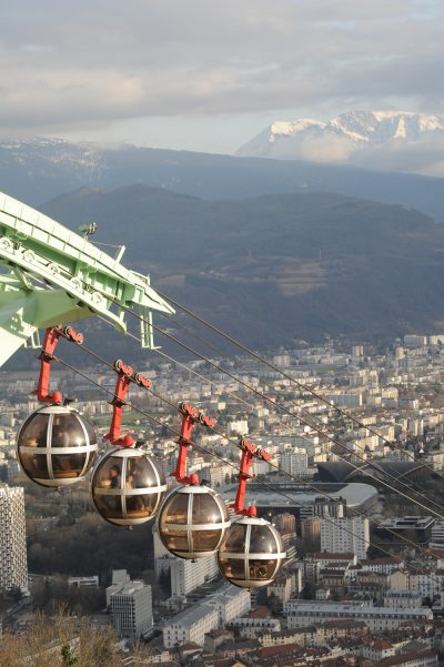 Si t'es pas monté à la Bastille, t'as pas vu Grenoble